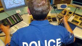 Nacht um 3.30 Uhr ging bei der deutschen Polizei ein seltener Notruf ein. (Symbolbild)