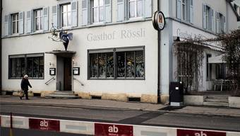 Die Gemeinde plant, das «Rössli» umzubauen, damit es weiterbetrieben werden kann.