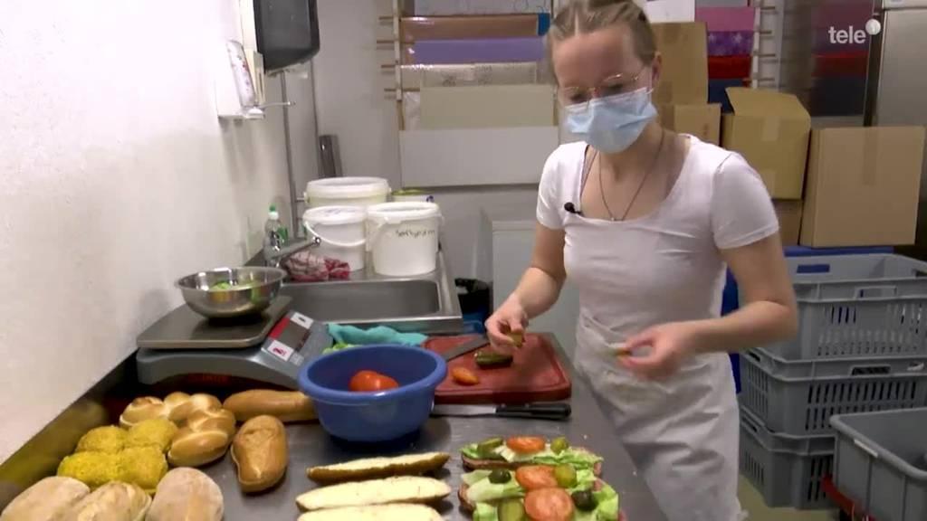 Bäckerin-Konditorin aus Weggis