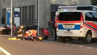 Mofa-Fahrer in Wohlen schwer verletzt