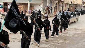 Häufigstes Reiseziel der mutmasslichen Dschihadisten aus der Schweiz sind Syrien und Irak. (Archivbild)