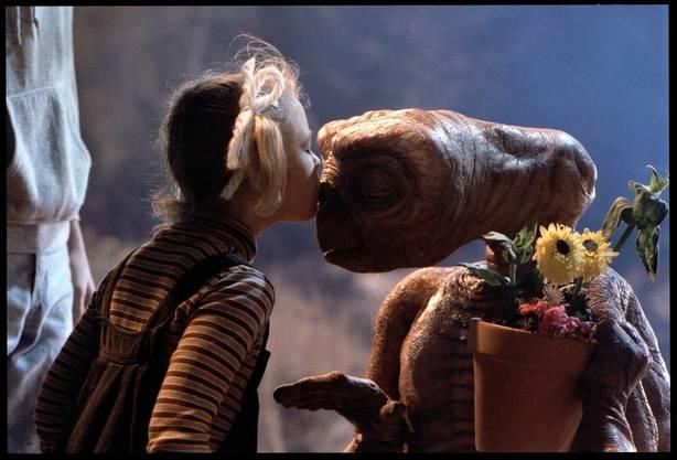 Zu seinen bekanntesten Filmen zählen E.T. - Der Ausserirdische.