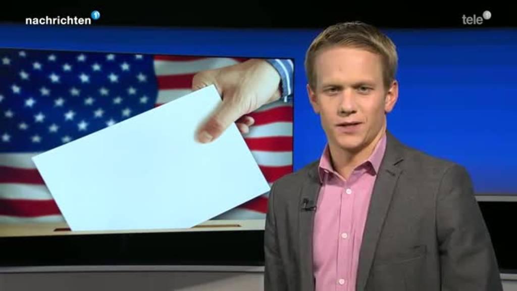 Programmhinweis: Live-Sendung US-Wahlen