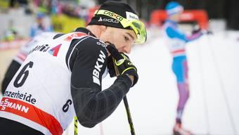 Im Klassement der Tour de Ski belegt Cologna vor dem abschliessenden Wochenende den siebten Platz.