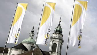 Die Regio Energie Solothurn legte 2012 bei den Investitionen den Schwerpunkt auf das Fernwärmenetz.