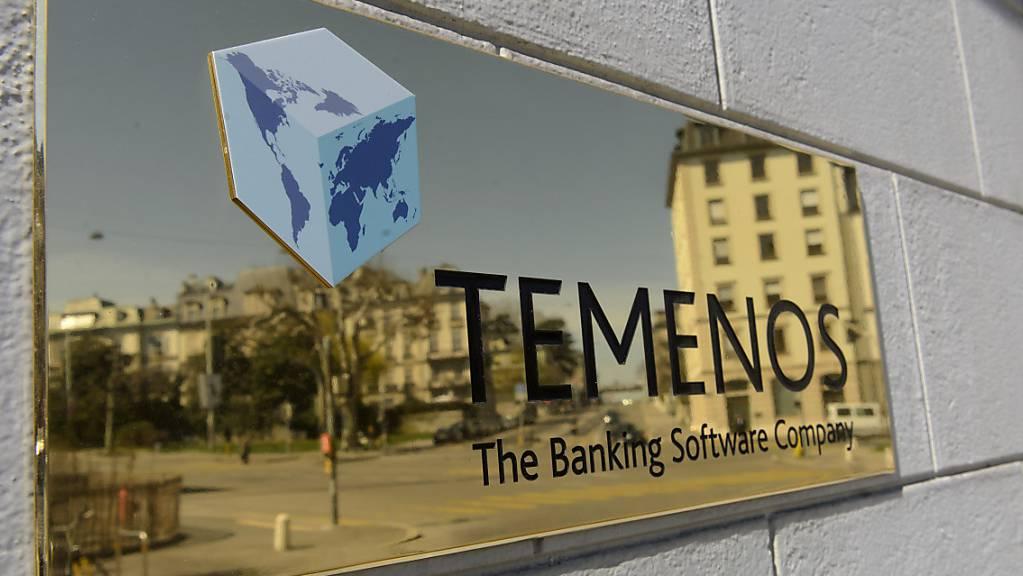 Temenos verkauft weniger Bankensoftware. (Archivbild)
