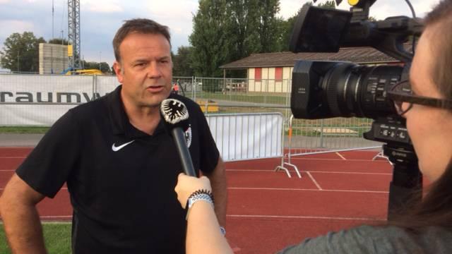FC Aarau: Cupsieg in Amriswil