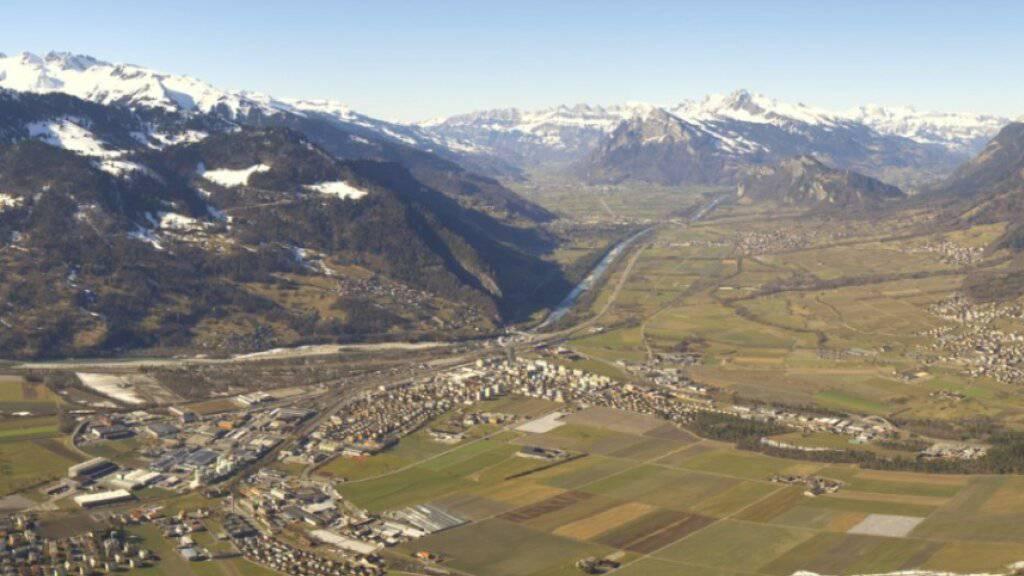 Temperaturrekord in Vaduz im Februar mit 21,9 Grad
