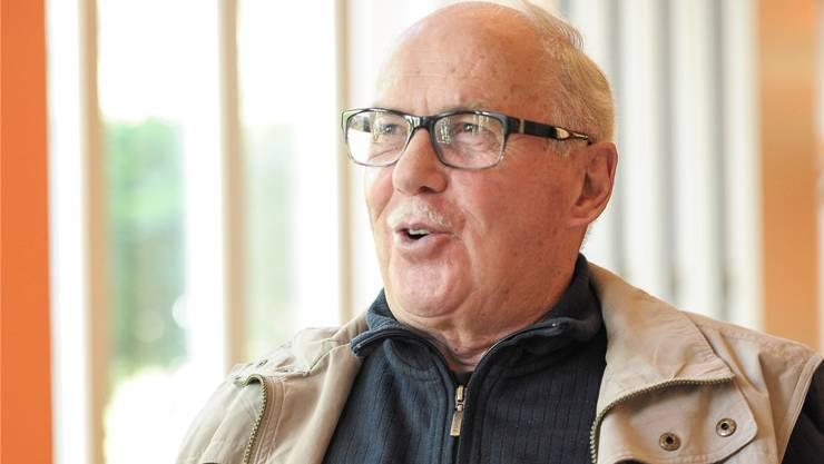 Für Kurt Frey gehörte Hanro fast das halbe Leben lang zum Alltag.