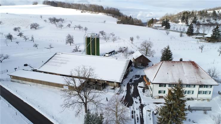 Der Mattenhof, in seinen Grundfesten über drei Jahrhunderte alt, wird seit 30 Jahren von Besitzer Andreas Nussbaumer bewirtschaftet.