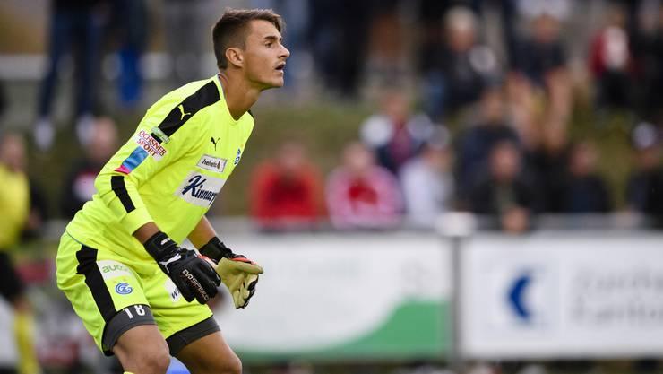Joël Mall drückt immer noch dem FC Aarau die Daumen– ob er ins Brügglifeld zurückkehren wird, ist aber offen.