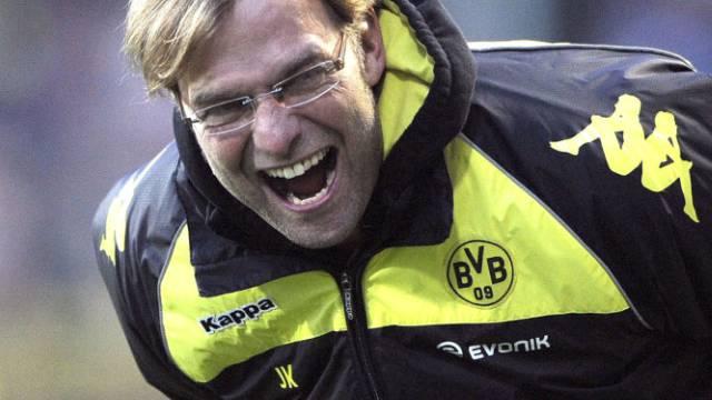 Erfolgscoach Jürgen Klopp bleibt Dortmund wohl bis 2014 treu