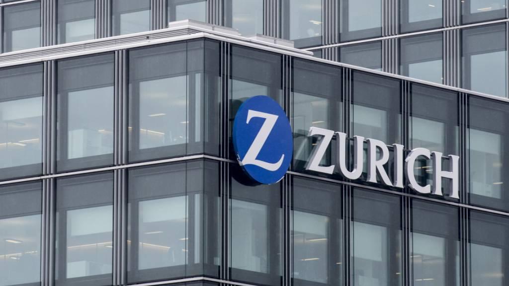 Zurich steigert Gewinn im ersten Halbjahr deutlich