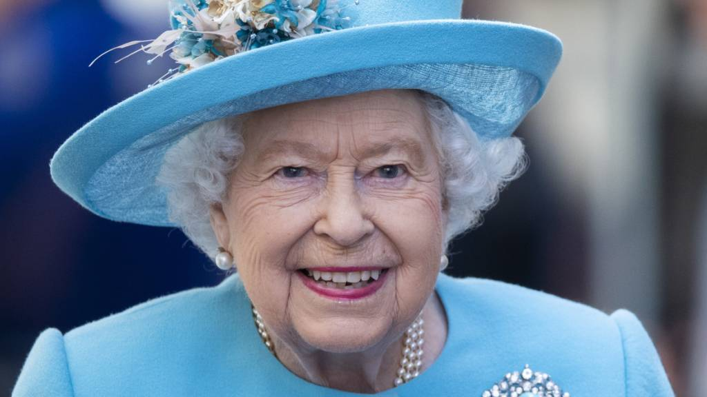 Splendid isolation of the United Kingdom? Not my cup of tea! - Queen Elizabeth II. im Mai 2019, bevor das Coronavirus alles veränderte.