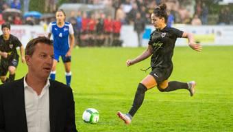 Der Aargauer Sportbeauftragte Christian Koch «freut sich sehr» über den Aufstieg der FCA-Frauen