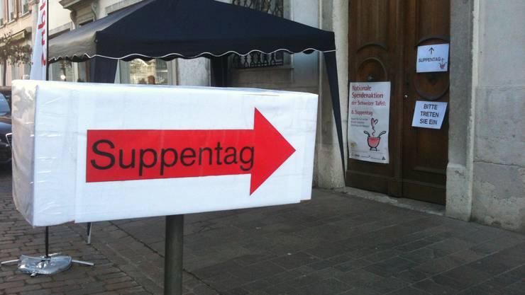 Der Solothurner Suppentag