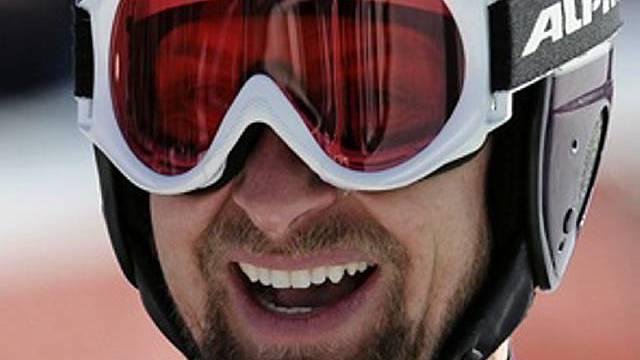 Der 38-jährige Skirennfahrer Marco Büchel (Archiv)
