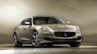 Der neue Maserati soll 530 PS leisten.