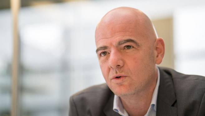 Gianni Infantino: «Es gibt viele Fake News über die Fifa, das Fifa-Bashing ist in gewissen Ländern ein Volkssport geworden.»