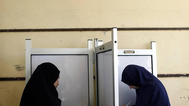Rund 14 Millionen Wähler wurden in Ägypten an die Urnen gerufen (Archiv)