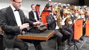 AEW Brass Band Fricktal setzte in ihren Frühlingskonzerten auf Evergreens