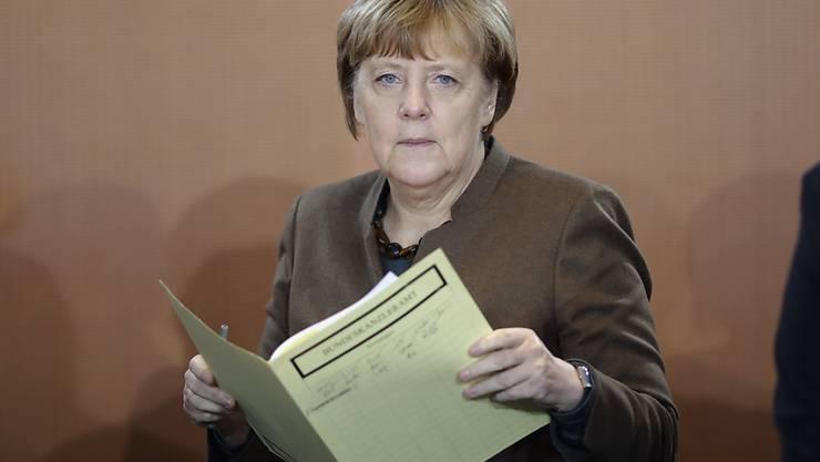 """Das US-Magazin """"Time"""" hat die deutsche Bundeskanzlerin Angela Merkel zur """"Persönlichkeit des Jahres"""" gekürt."""