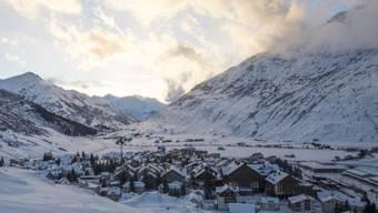 In Andermatt könnte das Schneesportzentrum gebaut werden (Archiv)
