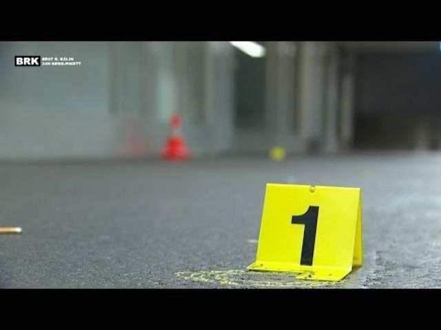 Mann in Solothurner Bahnhofspassage angeschossen – Bilder vom Tatort.