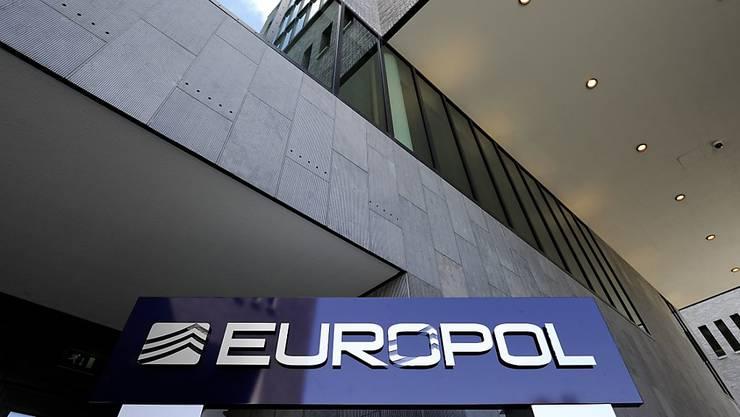 """Zum """"European Information System"""" (EIS) von Europol haben nur EU-Staaten direkten Zugang. (Archivbild)"""