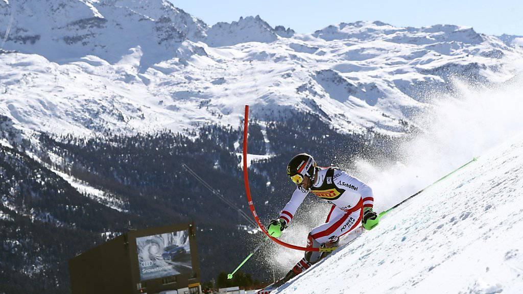 Marcel Hirscher fiebert dem Weltcup-Auftakt entgegen
