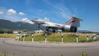 Der Breitling-Starfighter, eine Attraktion der Stadt, muss weg.
