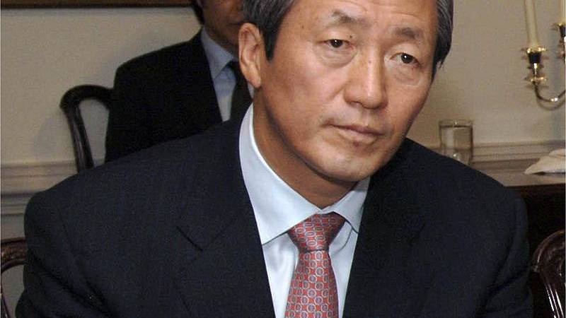 Chung Mong-Joon fordert Platini
