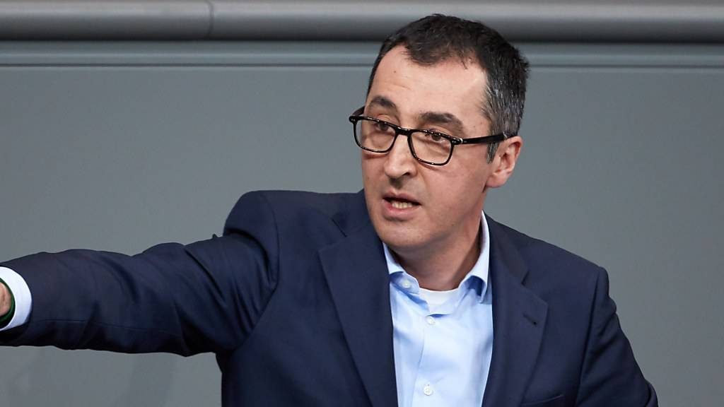 Özdemir will an die Spitze der Grünen im Bundestag
