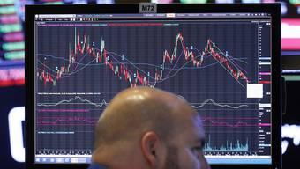 Es war ein Auf und Ab an den Börsen in den vergangenen Tagen. (Archiv)