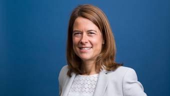 Petra Gössi freut sich über die Verabschiedung des CO2-Gesetzes.
