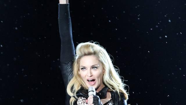 Madonna sorgt für Aufruhr (Archiv)