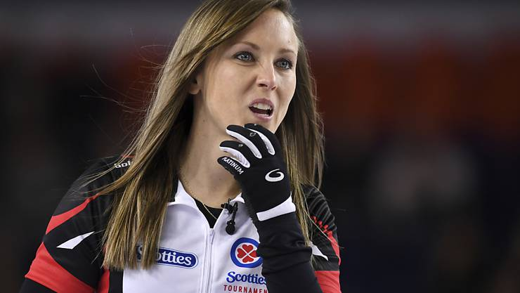 Rachel Homan kam an den WM-Turnieren schon verschiedene Male ins Grübeln.