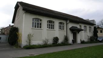 Die Alte Turnhalle gilt als erhaltenswert. Sie wurde 1905 durch die Papierfabrik erbaut und soll nun renoviert werden.