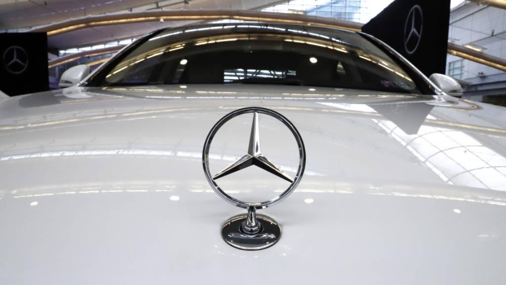 Mercedes-Absatz geht wegen Corona-Krise deutlich nach unten