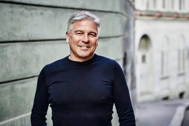 Seit 1993 ist Fabian Engel auch Cordula-Zünftler. «Ich liebe den Umgang mit Menschen», sagt Fabian Engel, «er gibt mir die Energie, die ich brauche.»