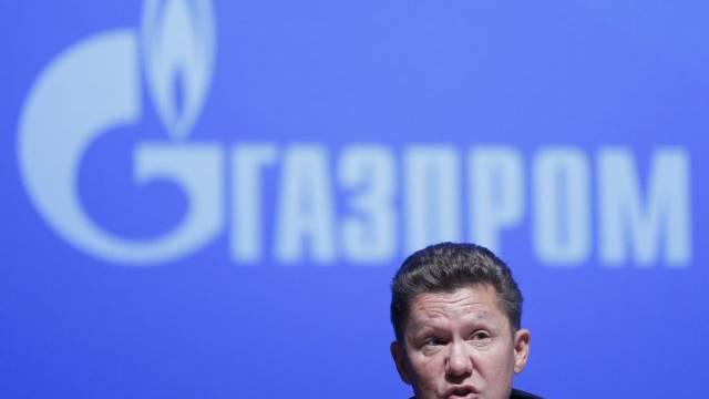 Gazprom-Chef Alexej Miller (Archiv)