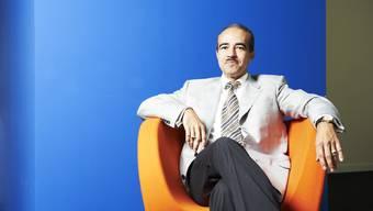 Avaloq-Gründer und CEO Francisco Fernandez hegt ehrgeizige Wachstumsziele.
