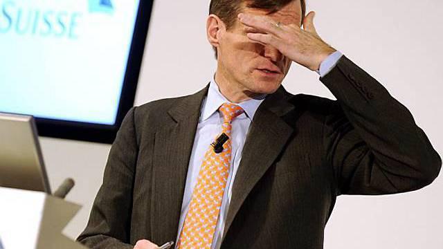 Brady Dougan ist Spitzenverdiener bei der Credit Suisse