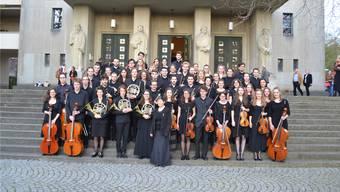 Das Jugendsinfonieorchester Crescendo feiert seinen 30. Geburtstag.