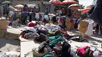 Hilfseinsatz Haiti