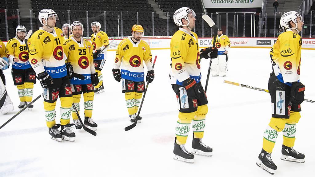 Lausanne schickt Bern in die Abstiegsrunde