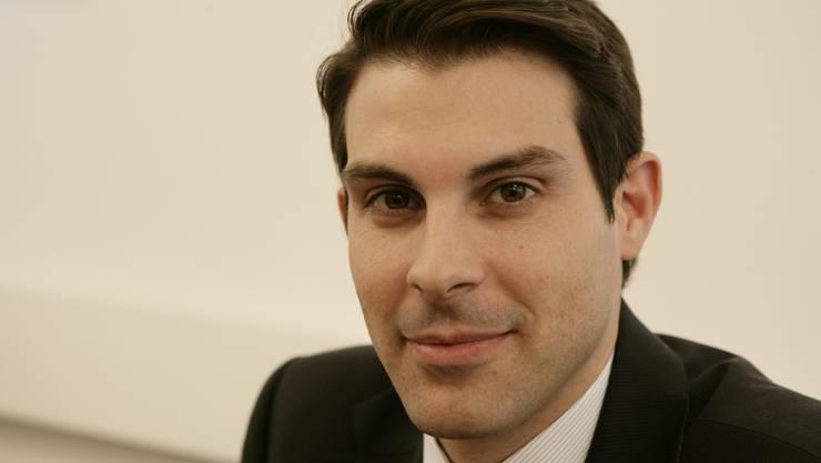 Thierry Burkart führt künftig die FDP Aargau