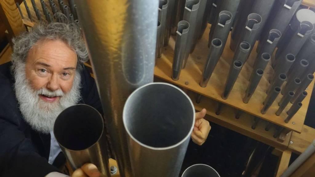 Luzerner Orgelsommer findet statt