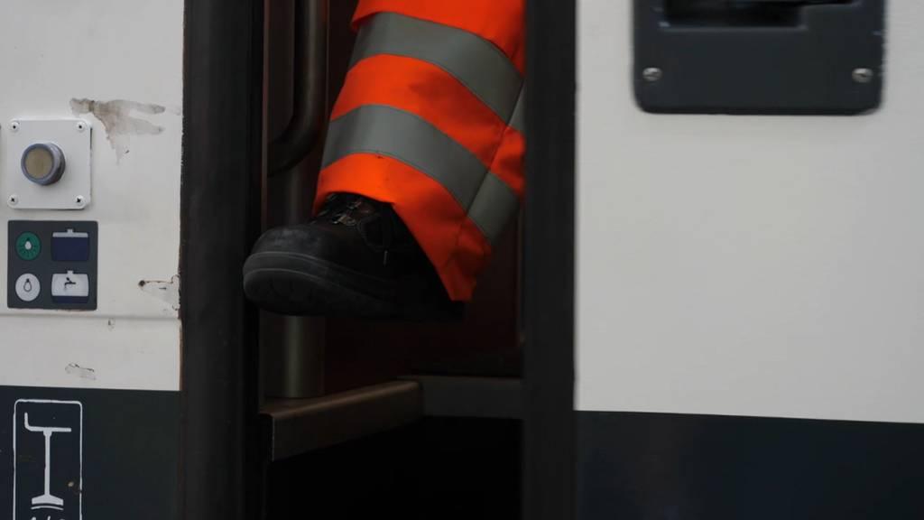 Das sagt die SBB zur Sicherheit von Zugtüren