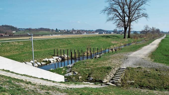 Diese Stelle beim Büelisackerkanal steht im Fokus.